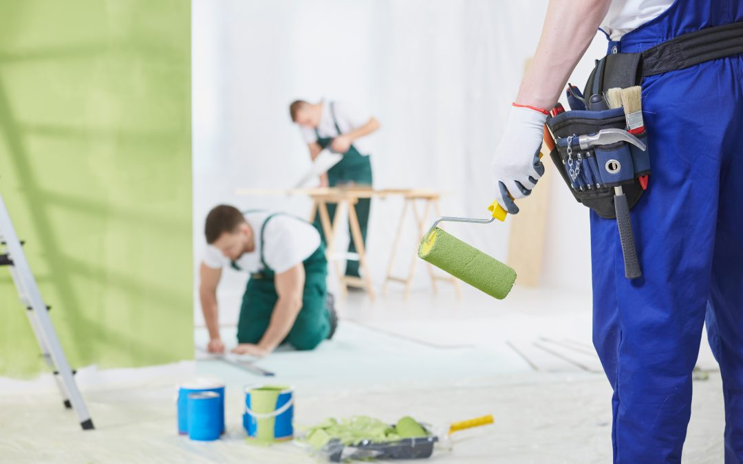3 Tips For Hiring a Painting Company