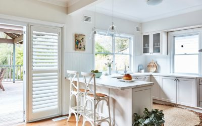 How to Choose the Right Color of Custom Plantation Shutters for your Home