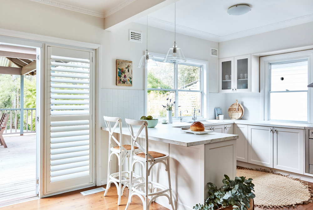 Choose the Right Color of Custom Plantation Shutters for your Home